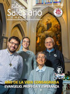 Boletín Salesiano Nº184