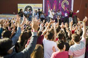 Inicio del MJS 2016 – Pascua del Cardenal Silva