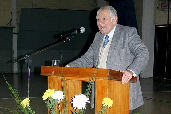 Falleció ex Presidente Patricio Aylwin destacado exalumno del Instituto Salesiano de Valdivia