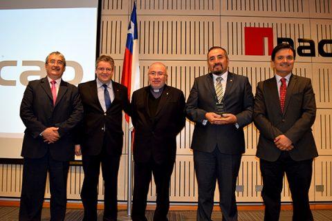 """CEST: Primer lugar en la Región del Maule por su """"Compromiso con la Calidad de la Educación"""""""