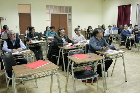 Administradores y ecónomos de colegios salesianos se reunieron en Casa Inspectorial