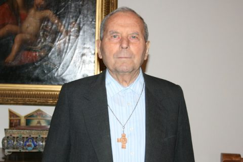 Condolencias fallecimiento P. Zorzetto