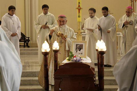 """Último adiós al P. Zorzetto – """"Sacerdote siempre: en el taller, en la oficina, en el patio, en el altar y en el confesionario"""""""