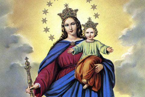 Sábado 28 de Mayo: Procesión de María Auxiliadora en Santiago