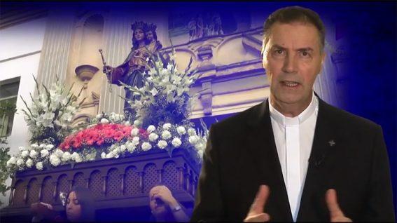 """""""María Auxiliadora es la dimensión mariana de nuestra vocación"""""""