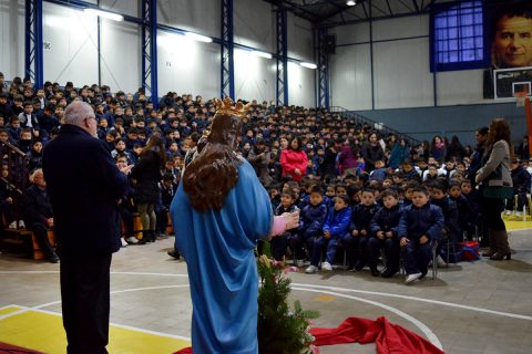 CEST: En Solemnidad de María Auxiliadora celebran 32 aniversario sacerdotal de P. Cuello