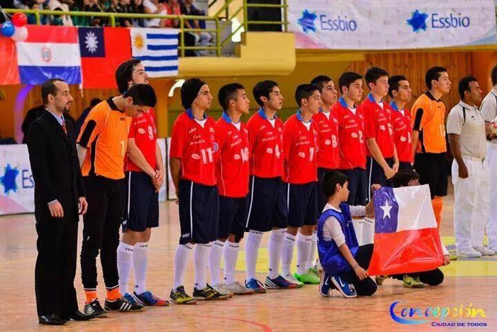 Ex alumno salesiano representará a Chile en Copa Libertadores de Futsal