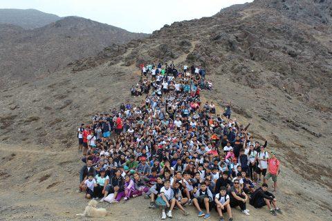 Masivo Día de la Actividad Física en Antofagasta