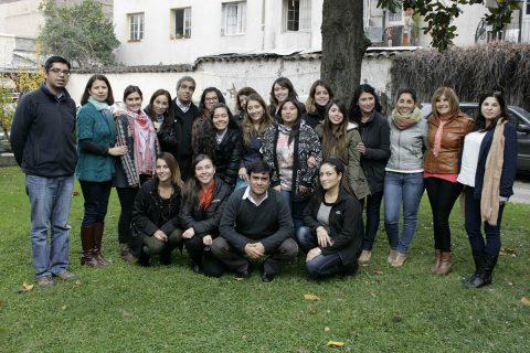 Coordinadores PIE de todo Chile se reunieron en Casa Inspectorial