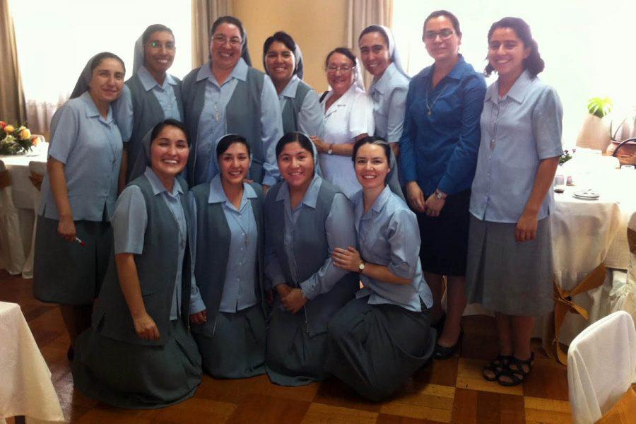 FMA – Profesión Perpetua de Sor Luisa Vargas
