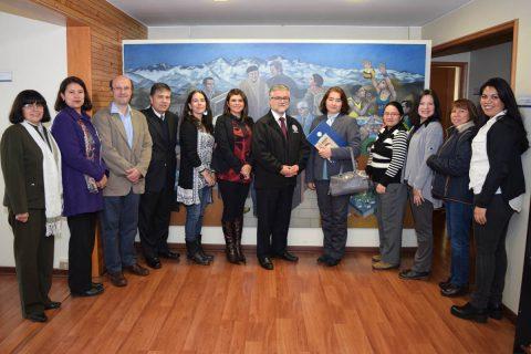 Encuentro de representantes de colegios Salesianos y de María Auxiliadora en la UCSH