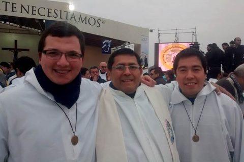 Chilenos participaron en el XI Congreso Eucarístico Nacional en Argentina