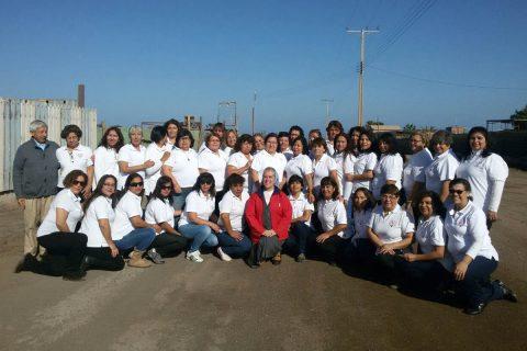 EME Salesiano Zona Norte se capacita para ser líderes