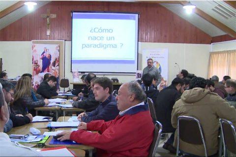[Video] Coordinadores y secretarios de Pastora Juvenil se reunieron en Lo Cañas