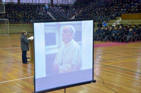 """Con la Encíclica del Papa """"Laudato Si"""" se celebró el Día del Medio Ambiente en Salesianos Alameda"""