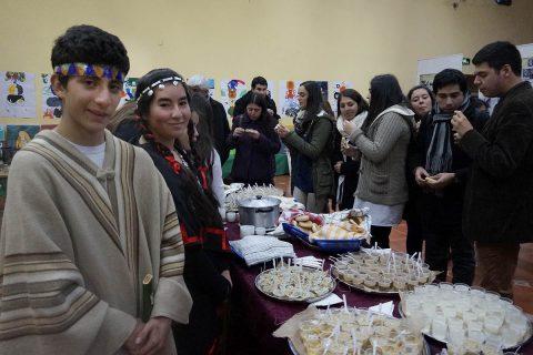 Colegio Salesiano de Linares celebró semana del Patrimonio Cultural