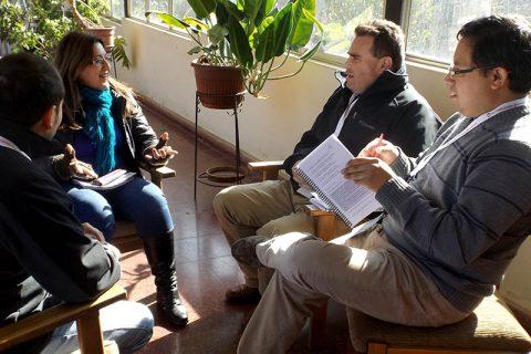 Secretarios de Pastoral viven retiro en Lo Cañas