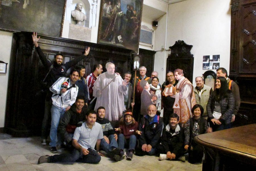 Educador de Magallanes participó en Curso de Docentes en Salesianidad en Turín