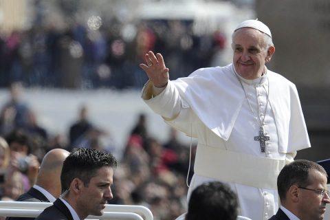 """""""Las bodas de Caná, una Alianza nueva y definitiva"""", el Papa en la catequesis"""