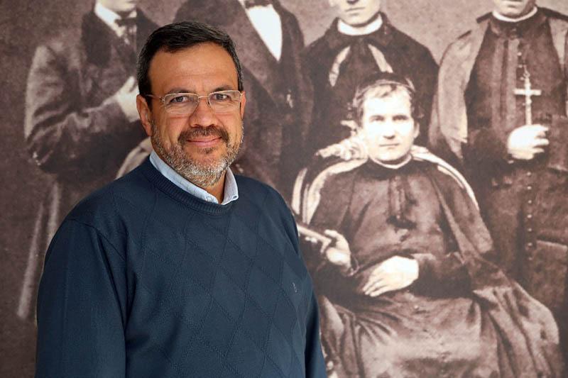 P. Manuel Cayo es designado el nuevo Inspector de Perú