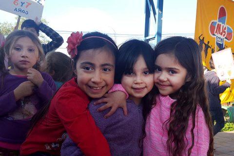 """Colonias Salesianas """"Villa Feliz"""": Un invierno cálido para un centenar de niños y niñas"""