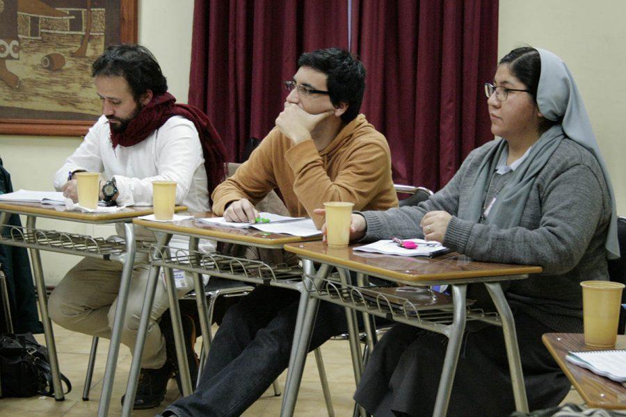Significativo trabajo en segundo encuentro del Diplomado de Pastoral Juvenil