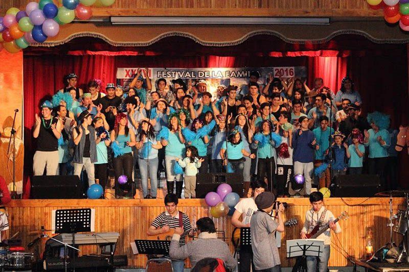 "IDB celebró tradicional ""Festival de la Familia"" en su XXXVI versión"