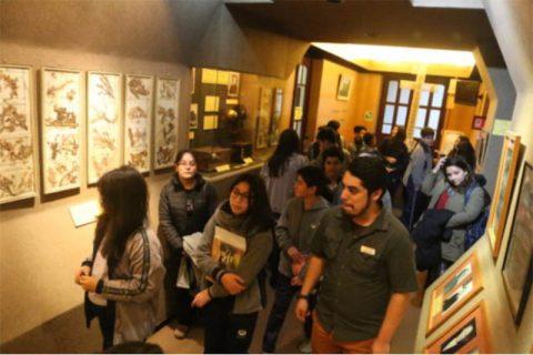 Museo Salesiano Maggiorino Borgatello aumentó sus visitas en 2016