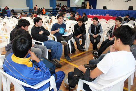 Alumnos del Don Bosco de Iquique reflexionaron sobre la educación chilena