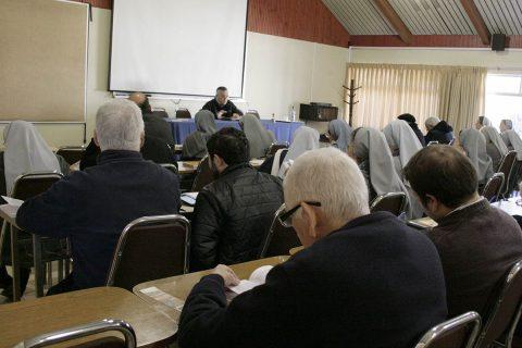 """Ejercicios Espirituales: """"La Iglesia y el pueblo de Dios necesitan Misericordia"""""""