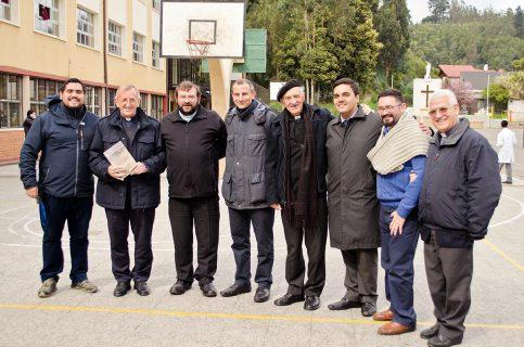 Vicario del Rector Mayor continúa su paso por Chile en Concepción