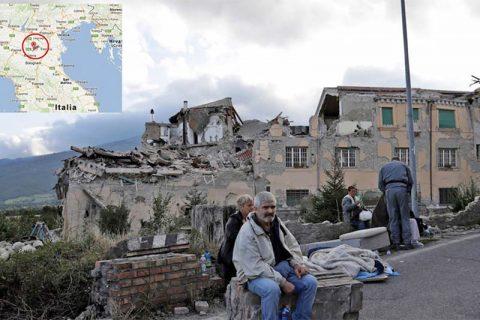 Terremoto en Italia: Ninguna casa salesiana se encuentra dañada