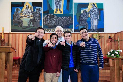 """Aspirantado Salesiano: """"Los chicos saben a dónde llegan y hacia dónde se proyecta su vida"""""""