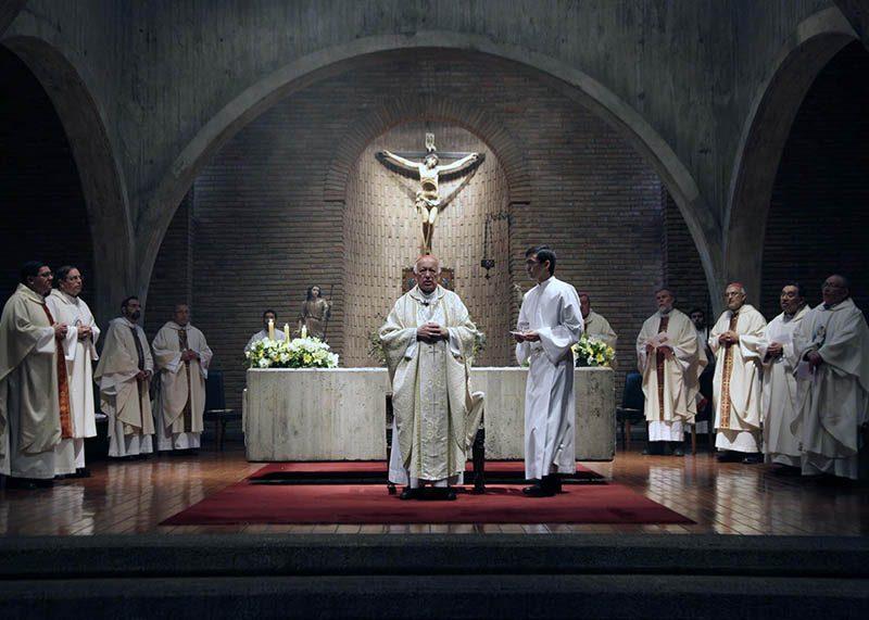 Orquesta del PSJ tocó en la celebración de los 20 años de ordenación episcopal del Cardenal Ezzati