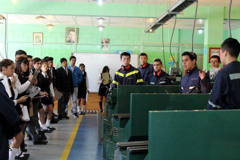 Primera generación de técnicos profesionales de Alto Hospicio inician proceso de selección de carreras