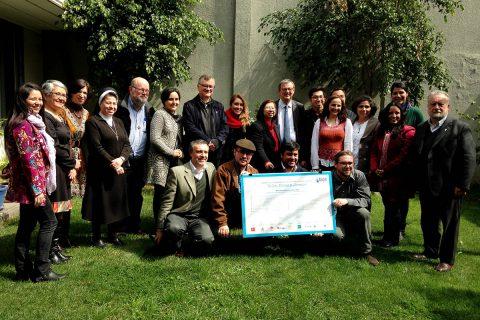 [Video] Mesa Bice Chile se reunió con el presidente internacional de la organización