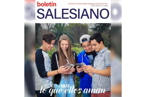 Una gran noticia para la Familia Salesiana: ¡El Boletín Salesiano vuelve a imprimirse!