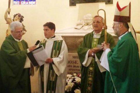 """Don Cereda: """"La memoria de Mons. Fagnano hará bien a Chile y a la Congregación"""""""