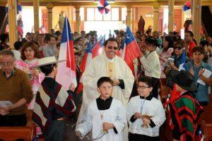 Don Bosco de Iquique inició actividades de Fiestas Patrias