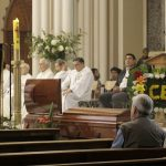 Funeral P. Eliseo Job