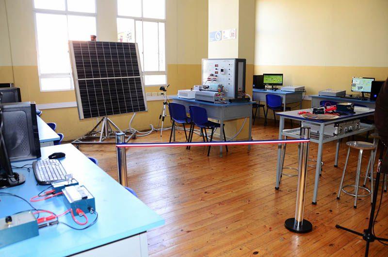 Salesianos Alameda inauguró moderno equipamiento para la formación de los jóvenes