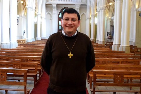 Talca: Diácono Salesiano Marco Vásquez será ordenado sacerdote por Cardenal Ezzati