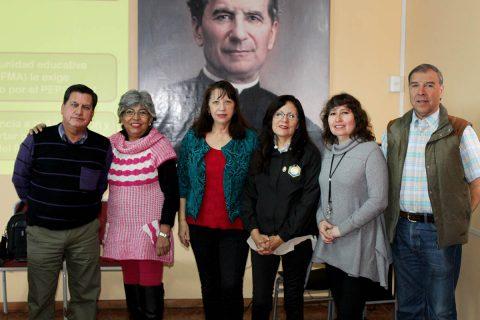 Consejo Provincial de Salesianos Cooperadores visitó comunidad local Don Bosco de Iquique