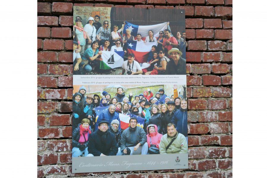Concluidas, en su pueblo natal, las celebraciones del centenario de la muerte de Mons. Fagnano