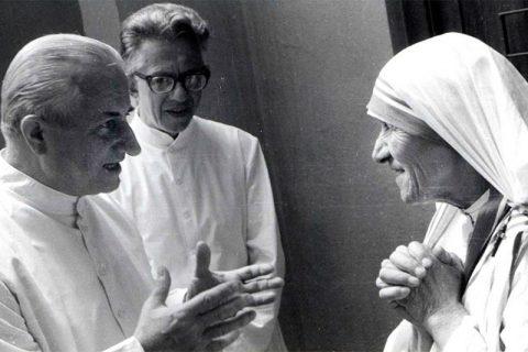 Madre Teresa y los Salesianos (Primera Parte)