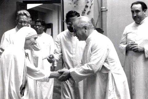 Madre Teresa trabajando junto a los Salesianos (Segunda Parte)