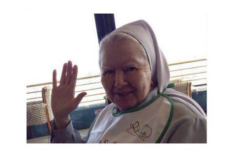 Sor Sonia Soto goza de la plenitud de la alegría eterna