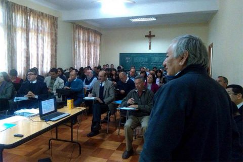 Inició Jornada Educativo Pastoral: Propuesta formativa en el contexto salesiano