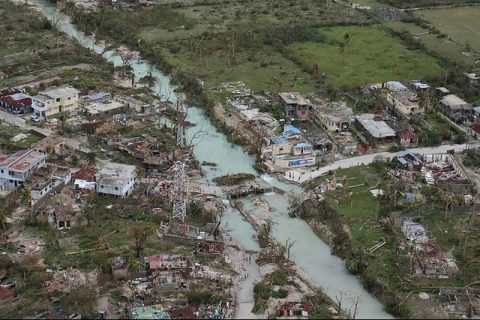 Caritas lanza campaña internacional de ayuda para Haití