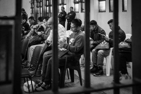 Dignificar a las personas desde su humanidad, no desde la condena: Experiencia única en Chile en Centros Penitenciarios animada por la UCSH